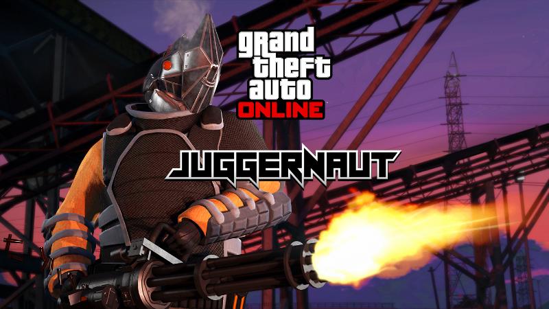 B105fe juggernaut