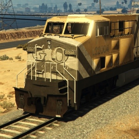 VEHICLE] [COLLECTION] Overhauled Trains (Lore-Friendly