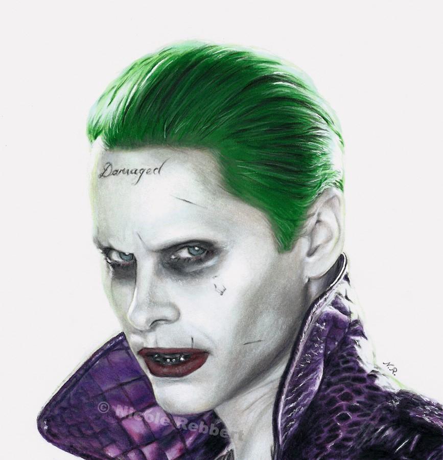 Images of Suicide Squad Joker - #rock-cafe