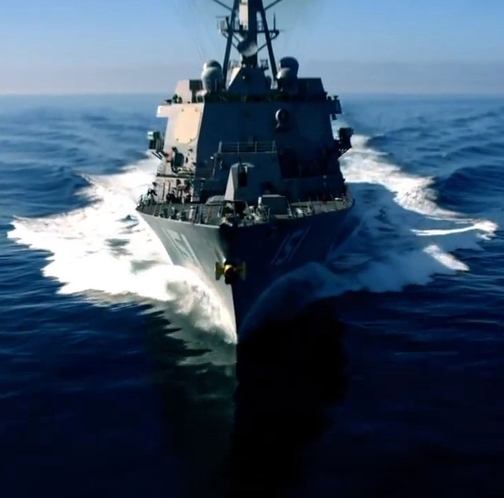 95c71063b7fe0 VEHICLE  WIP USS Nathan James DDG-151 (US Navy Destroyer)