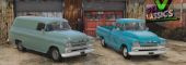1958 Chevrolet Apache Pack [Add-On   Extras   LODs]