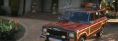 1991 Jeep Grand Wagoneer [Add-On | Extras | LODs]