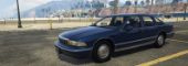 1993 Chevrolet Caprice Classic [Add-On / Replace | LODS]