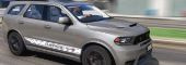 2018 Dodge Durango SRT [Add-On | Template | Tuning | LODs | Extras | Animated Engine]