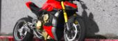 2021 Ducati V4S StreetFighter [Add-On   Tuning   Template]