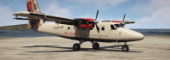 de Havilland Canada DHC-6-300 Twin Otter  [Add-on I Liveries]