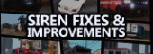 Emergency Sirens - Fixes & Improvements [Add-On | Sound]