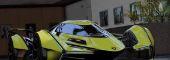 Lamborghini V12 Vision GT [Add-On / FiveM | Tuning]