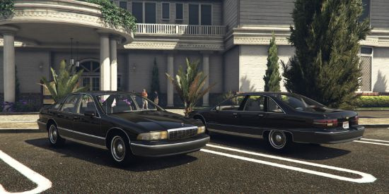 Chevrolet Caprice 4th Gen Pack [Add-On / Replace | LODS]
