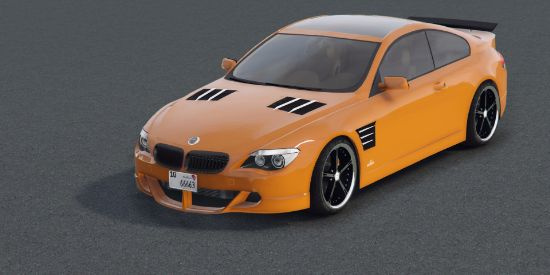 2005 AC Schnitzer ACS6 'Tension' (E63/PFL) [Add-On / Replace | Extras]