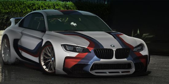 BMW Vision M [Add-On | Extras | LODs]