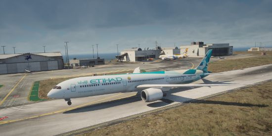 Boeing 787-10 Dreamliner [Add-On | Tuning I Liveries]
