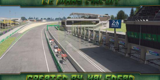 Le Mans Circuit [Add-On SP / FiveM]