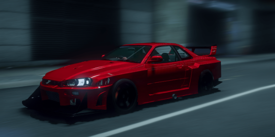 Nissan Skyline GT-R34 (BNR34) 2002 [Add-On | Tuning | RHD]