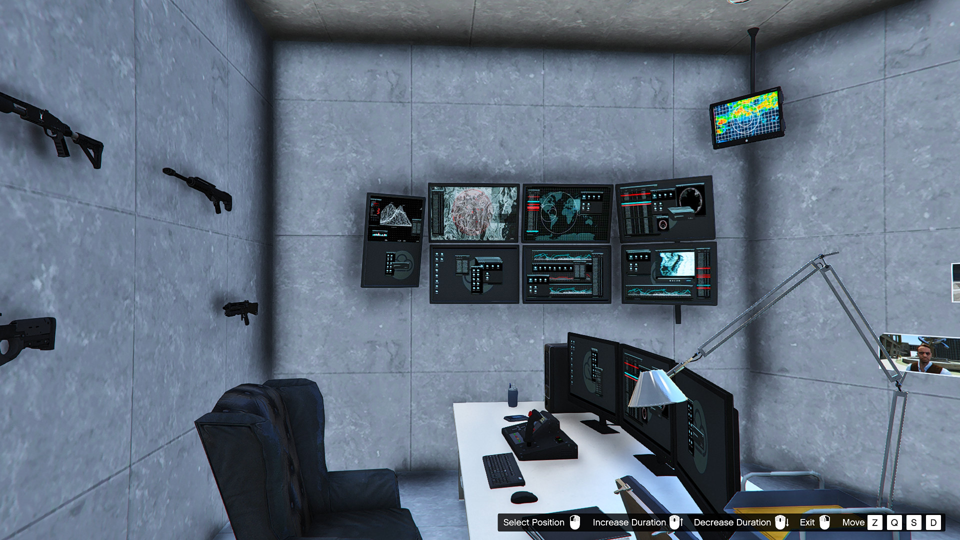 007 Secret Agent Headquarter Add On Ymap Gta5 Mods Com