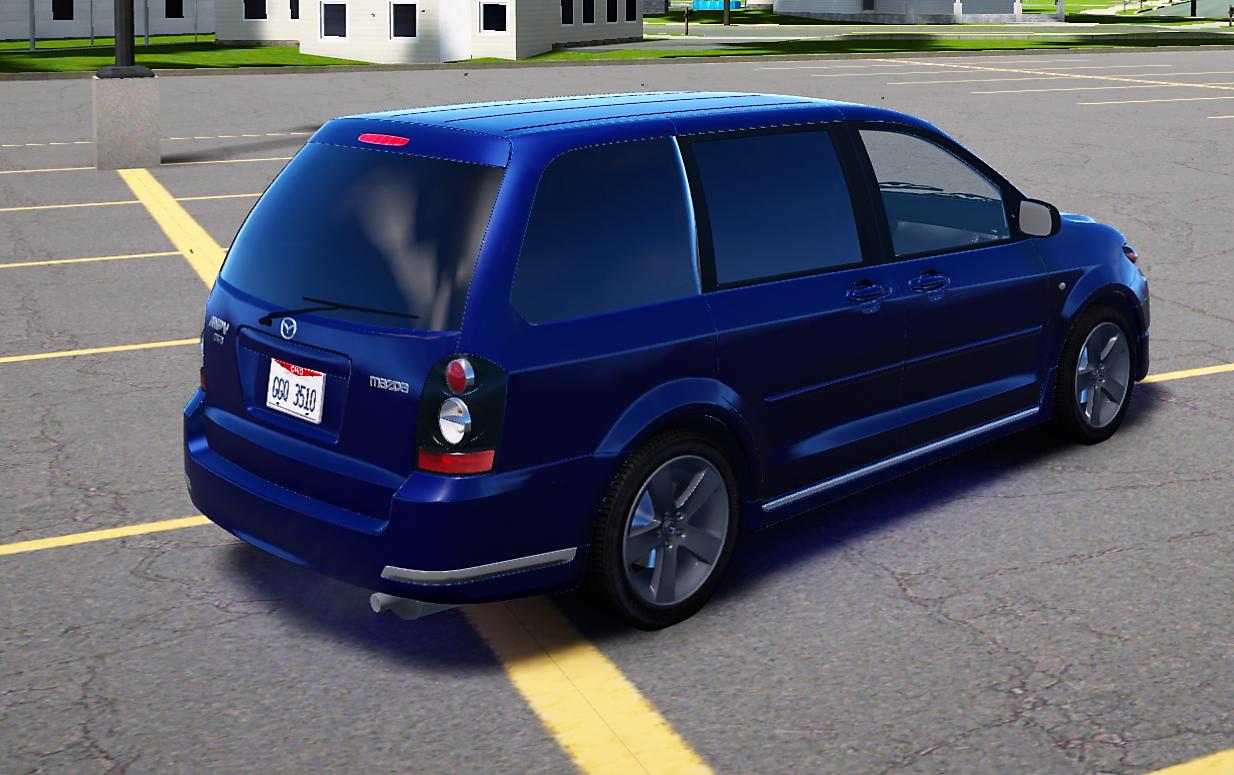 2004 Mazda Mpv Es Gta5 Mods Com