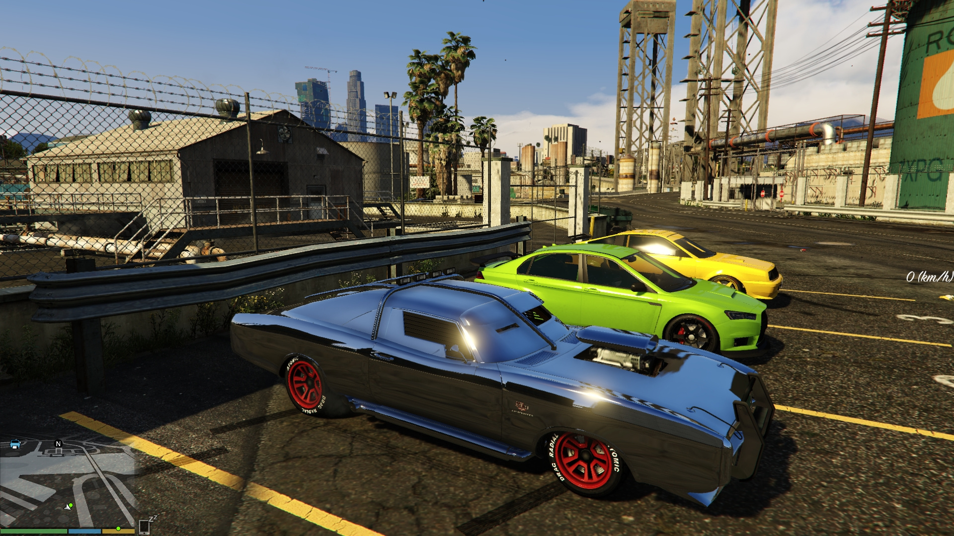 Best Customizable Cars Gta V