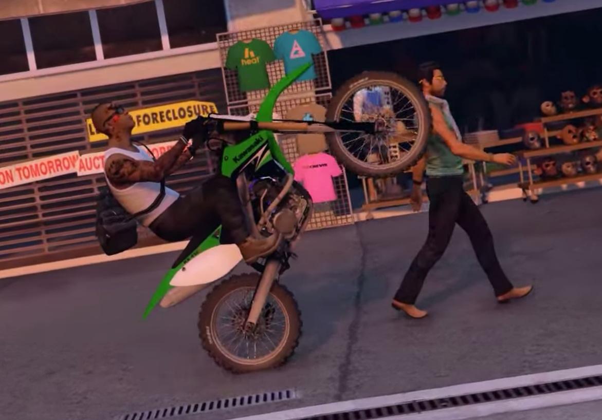 """""""12 O'Clock Boys"""" Enduro Wheelie Edit - GTA5-Mods.com"""