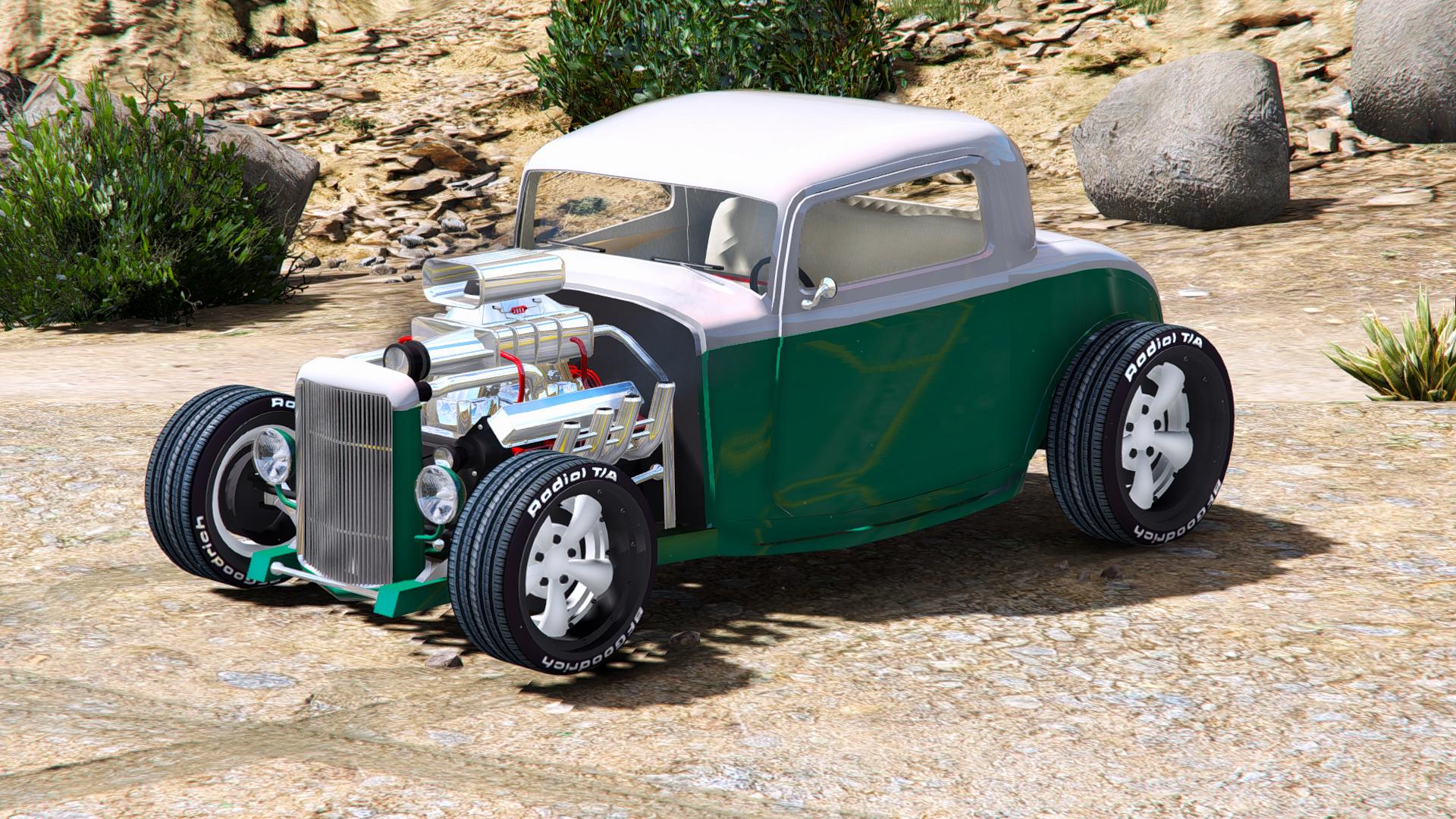 1932 Ford Hot Rod - GTA5-Mods.com