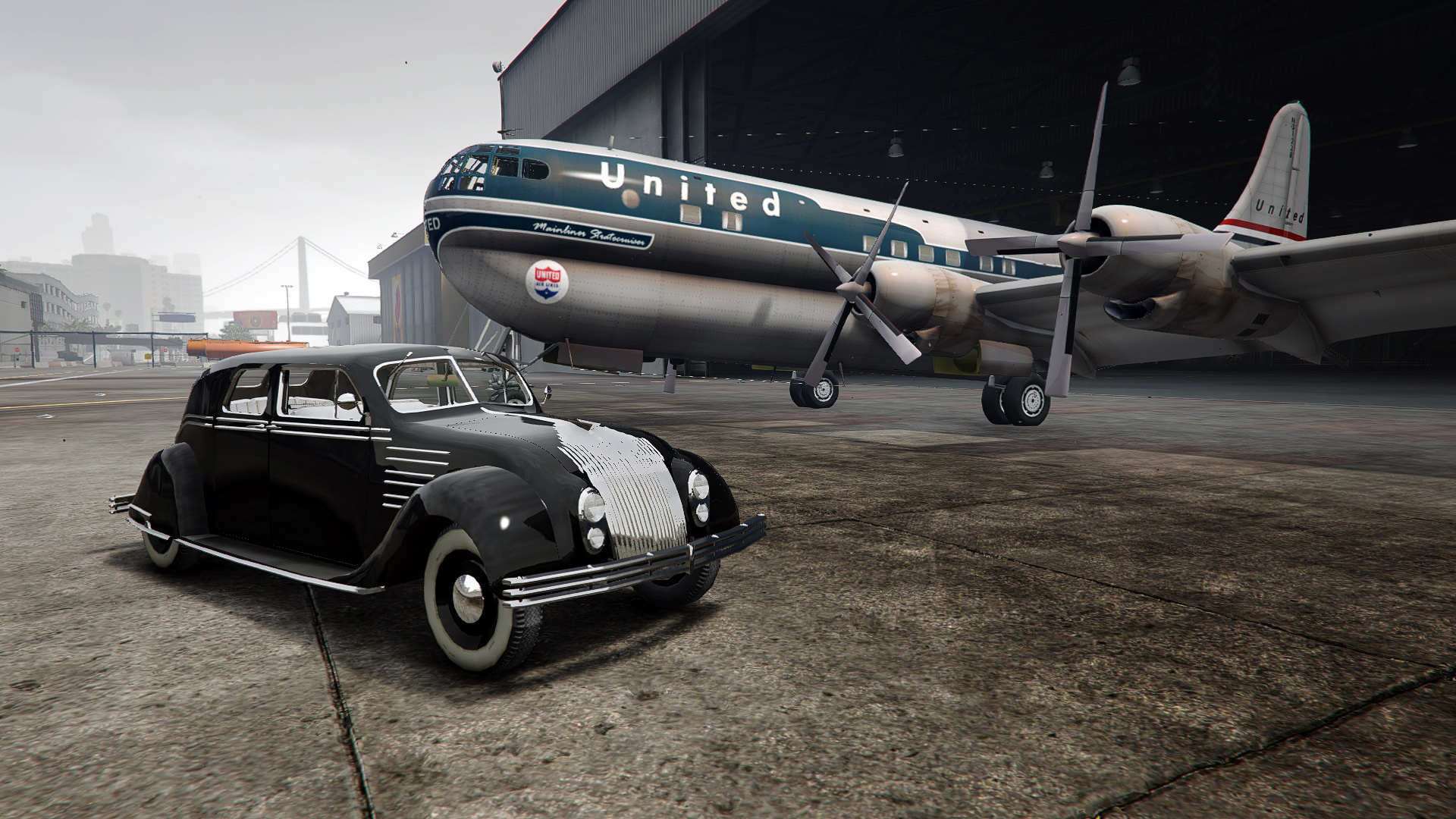 1934 Chrysler Airflow [Add-On / Replace | LODs] - GTA5-Mods.com