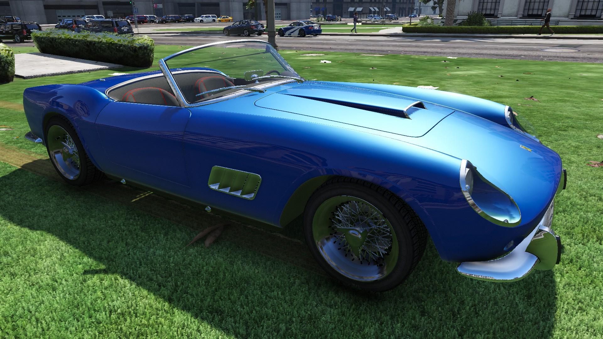 1957 Ferrari 250 Gt California Spyder Lwb Gta5 Mods Com