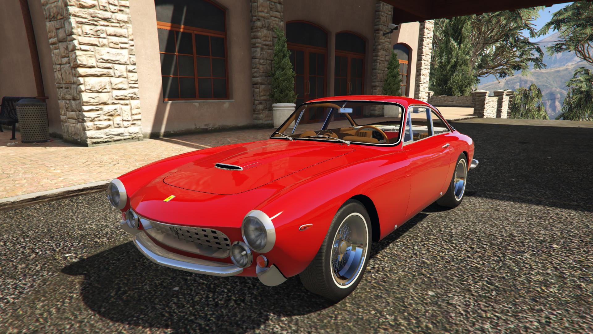 1962 Ferrari 250 GT Berlinetta Lusso - GTA5-Mods.com