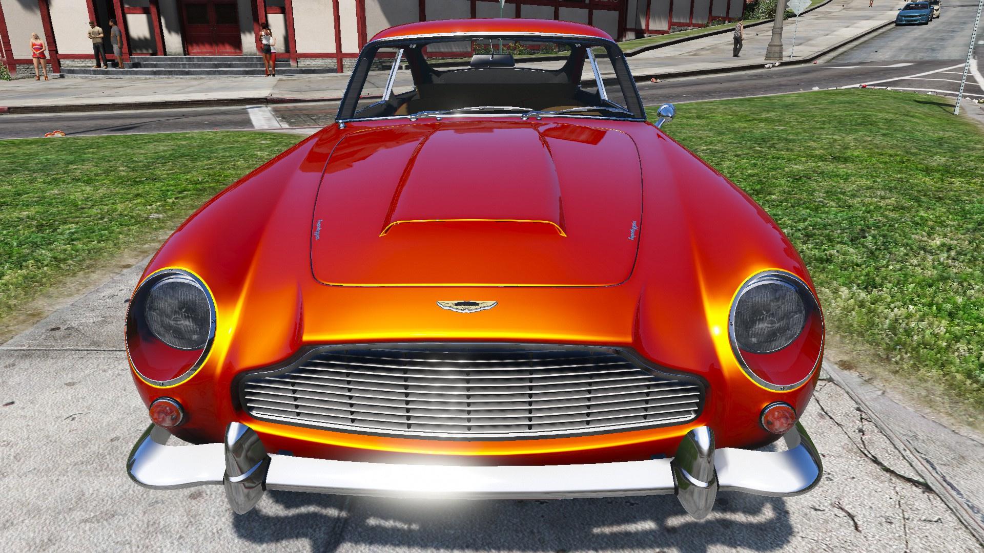 1964 Aston Martin DB5 Vantage GTA5 Mods