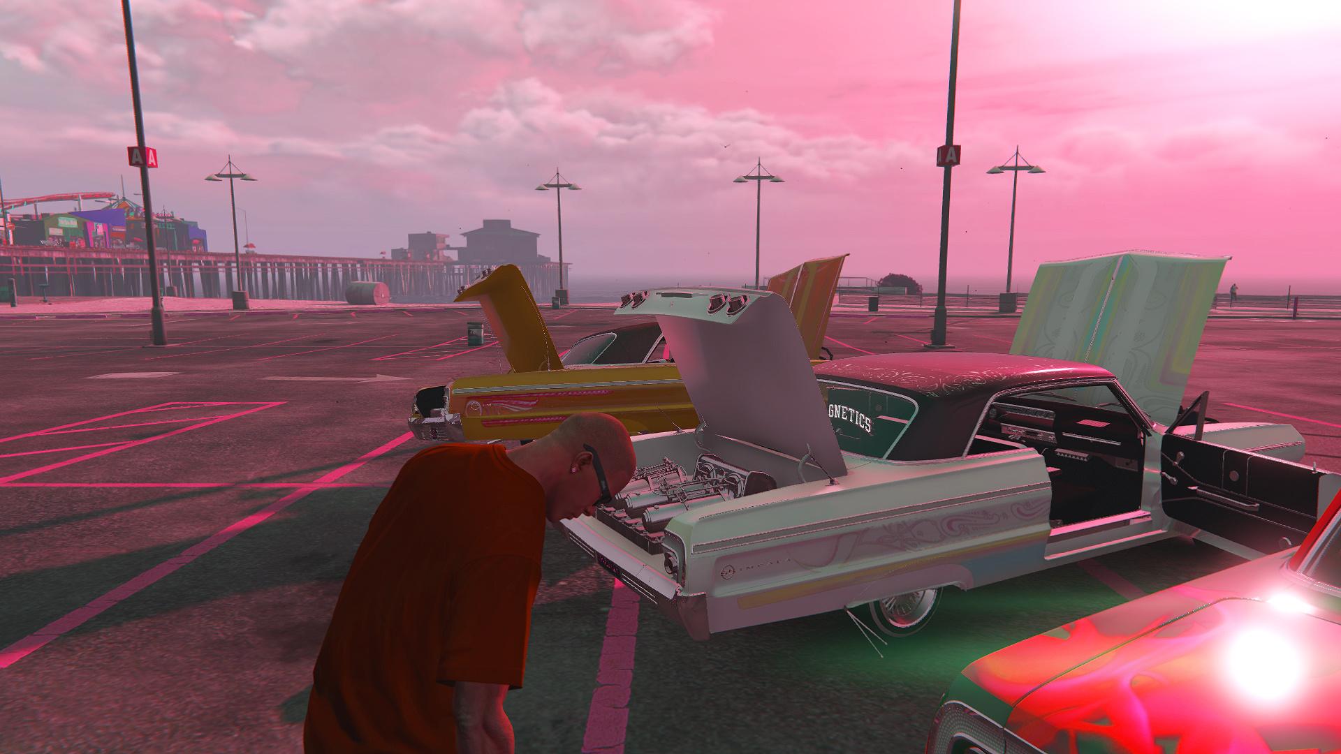 gta 5 impala lowrider