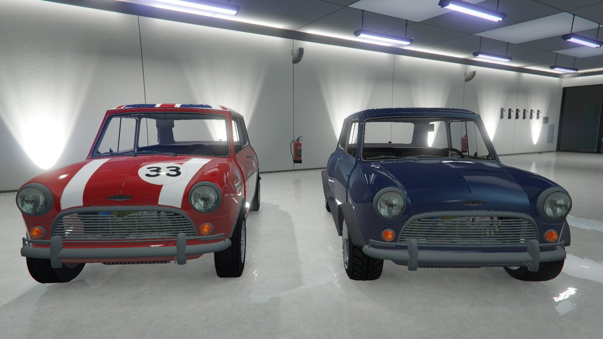 1965 Austin Mini Cooper S Gta5 Mods Com