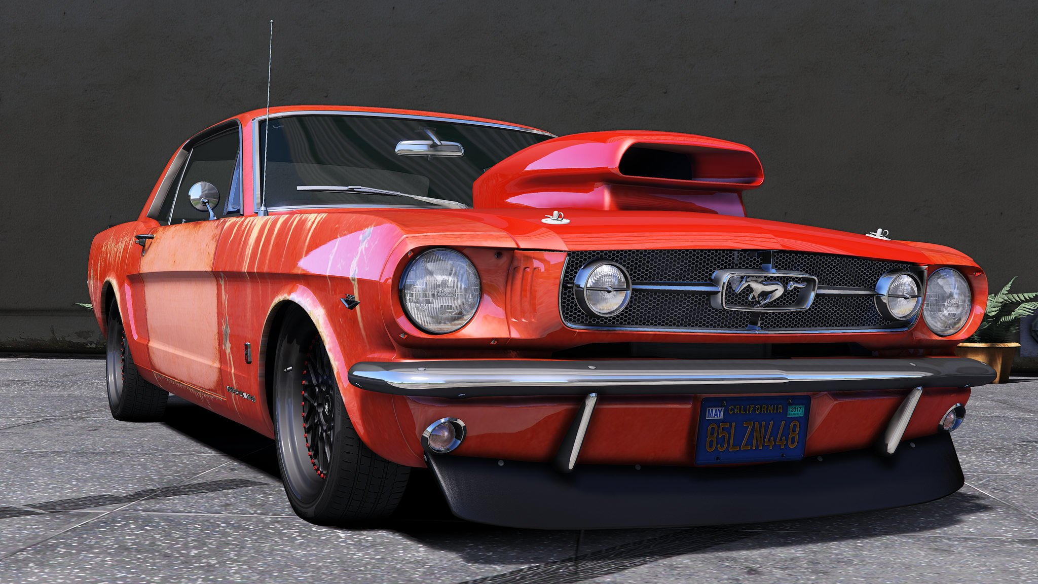 1965 Ford Mustang GT Mk.1 [Add-on] - GTA5-Mods.com  1965 Ford Musta...