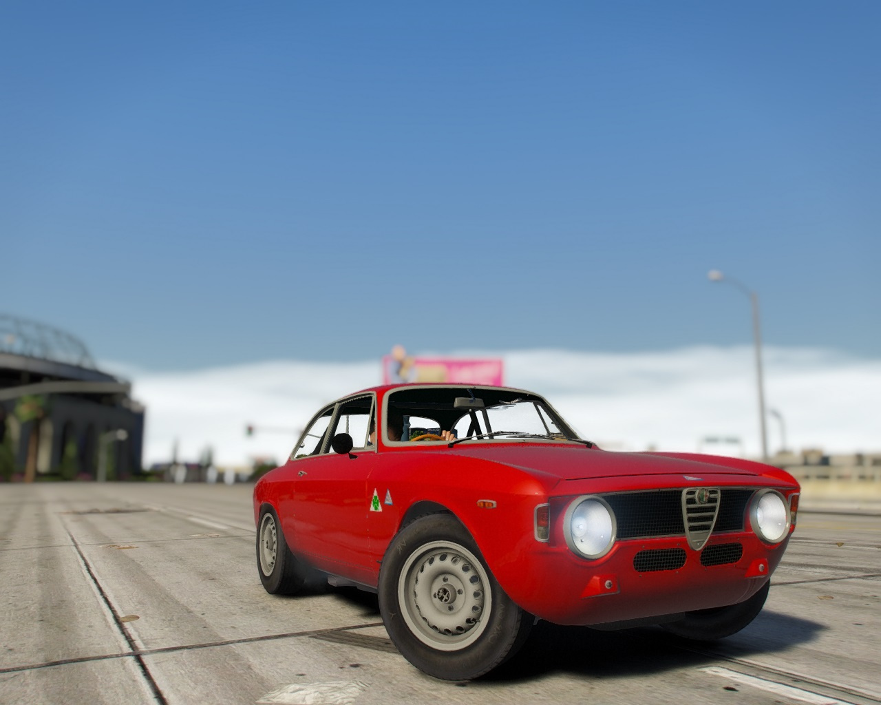 1966 Alfa Romeo GTA [Add-On]