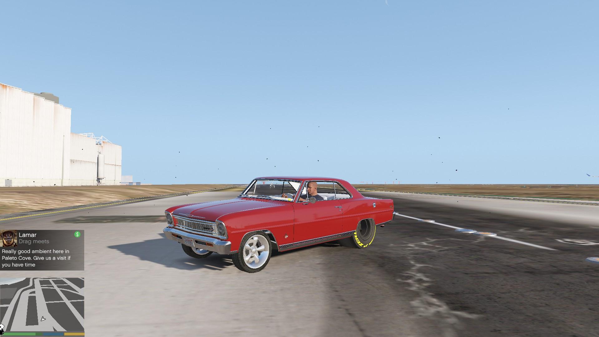 drag car mod gta 5
