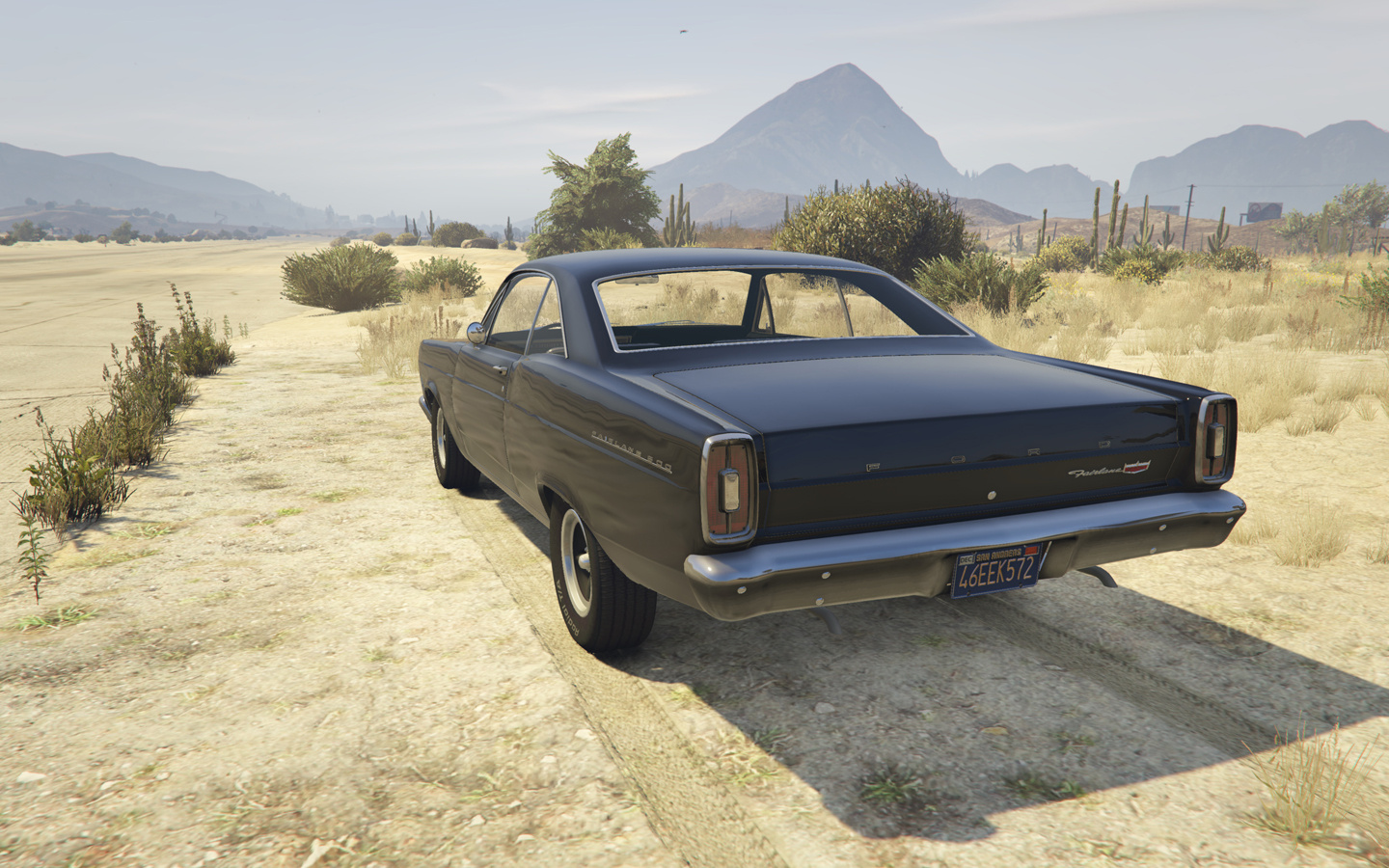 1966 Ford Fairlane 500 [Add-On | Replace] - GTA5-Mods com
