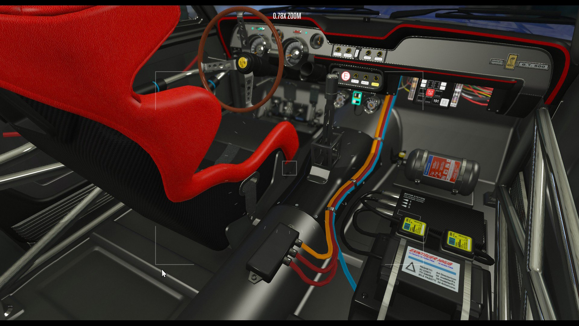1967 shelby mustang gt500 hq tuning gta5. Black Bedroom Furniture Sets. Home Design Ideas