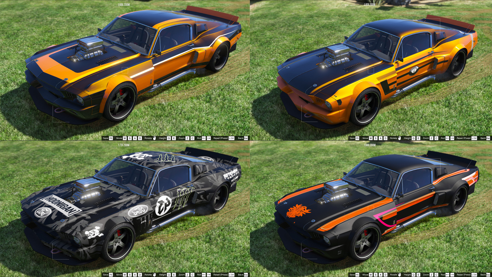 Mustang Online