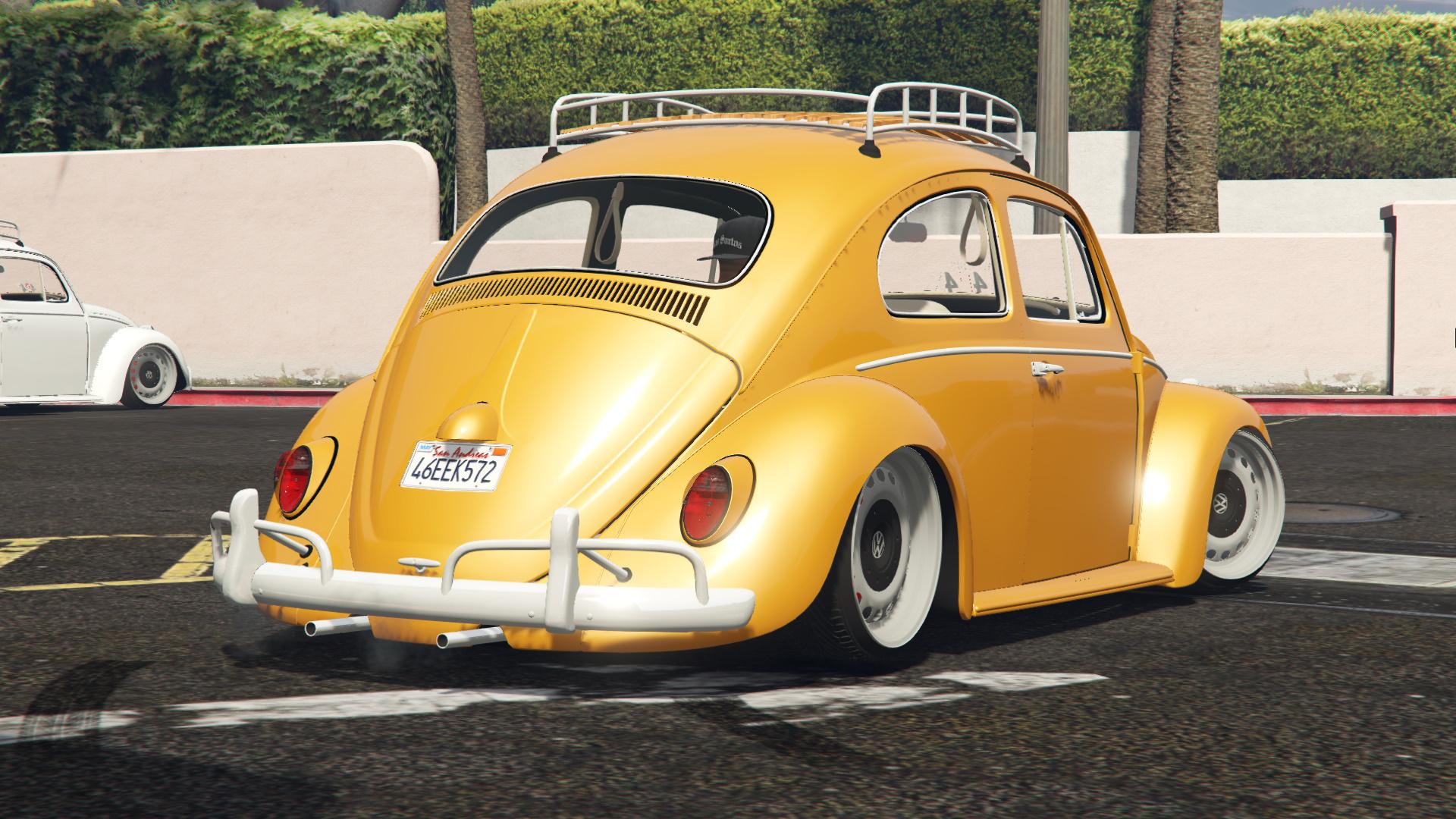 1968 Volkswagen Fusca [Add-On / Replace] - GTA5-Mods.com