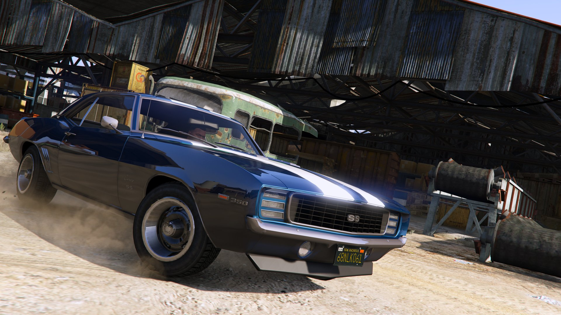1969 Chevrolet Camaro Ss 350 1978 7e3734 4