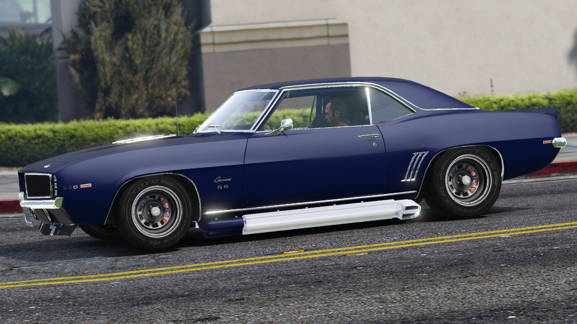 Camaro Ss 1969 Custom >> 1969 Chevrolet Camaro SS [Add-On] - GTA5-Mods.com