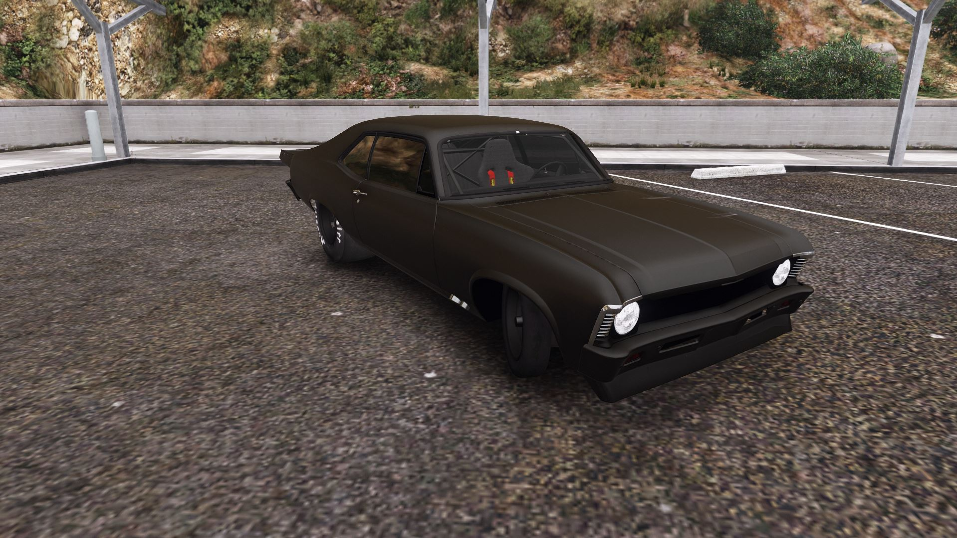 1969 Chevrolet Nova Pack Add On Tunable Hq Gta5