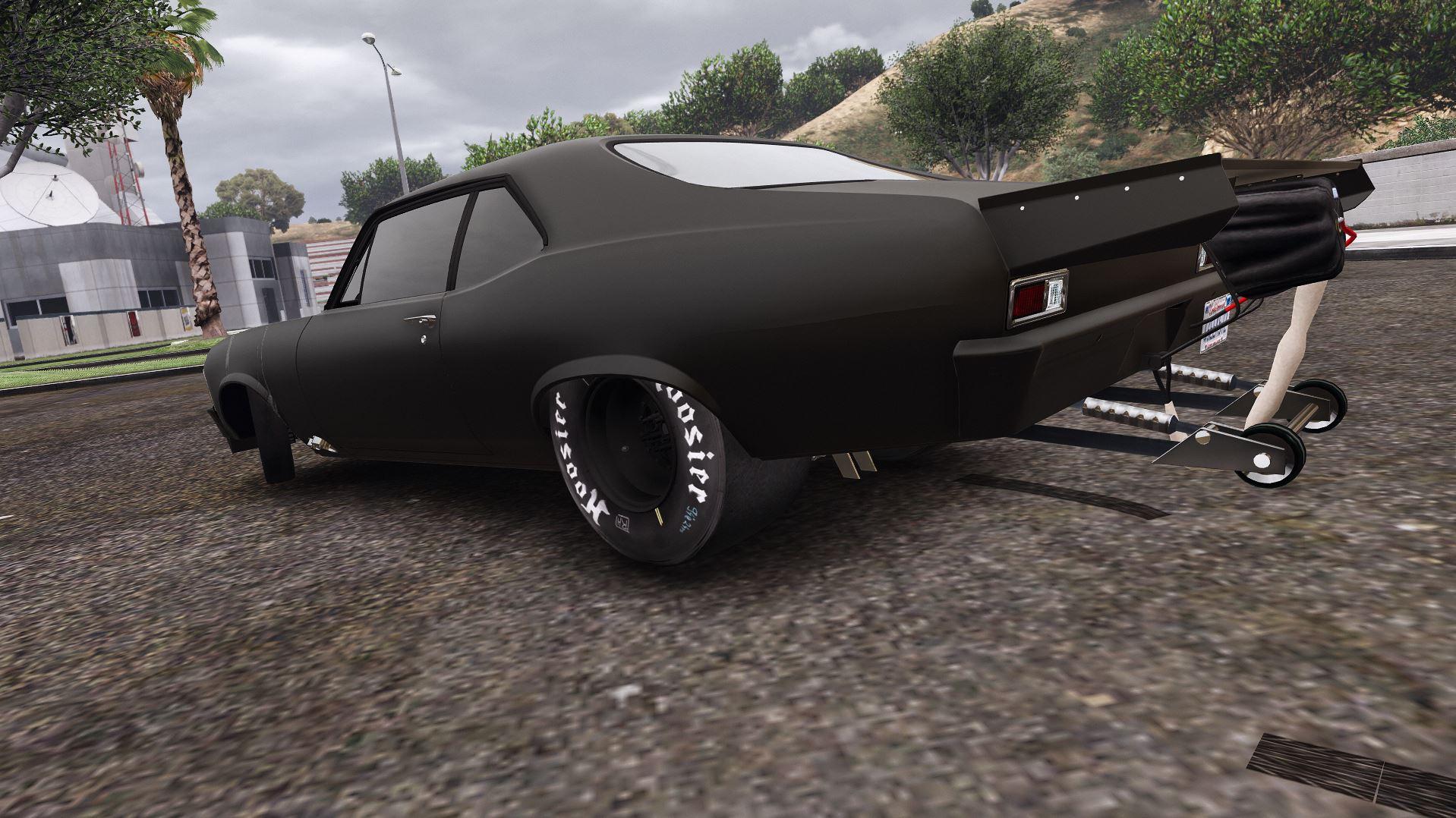 1969 Chevrolet Nova Pack Add On Tunable Hq Gta5 Mods Com
