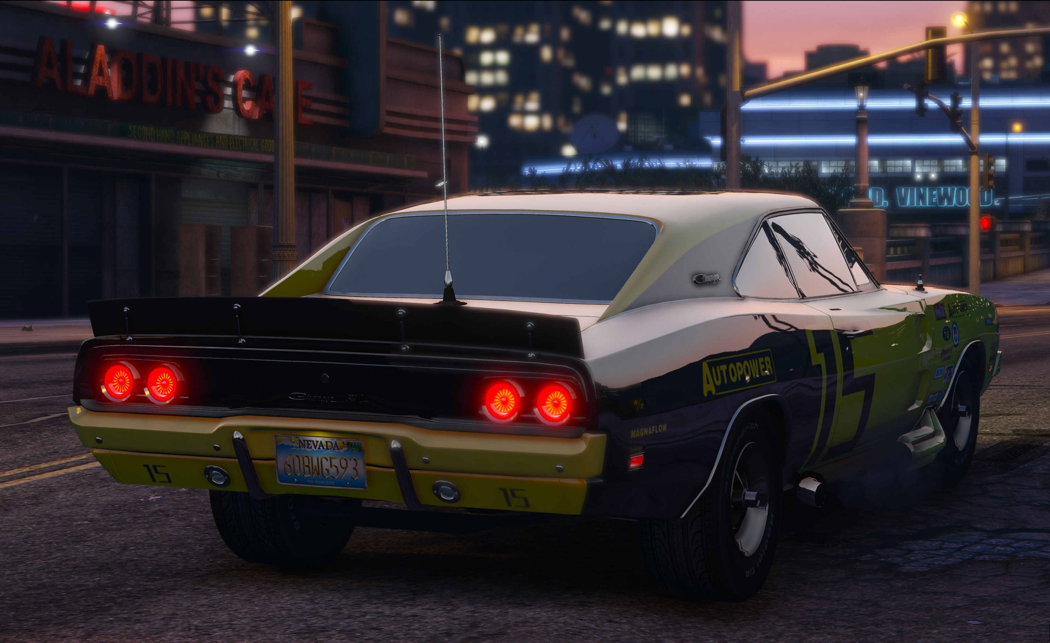 Dodge Viper 1970 >> 1969 Dodge Charger R/T [Add-On / Replace   Tuning   HQ] - GTA5-Mods.com