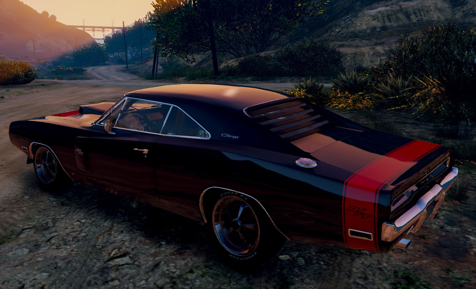 1970 dodge charger r/t [tuning] - gta5-mods