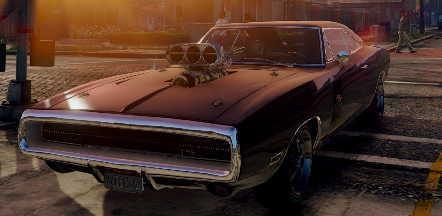 1970 Dodge Charger R T Tuning Gta5 Mods Com