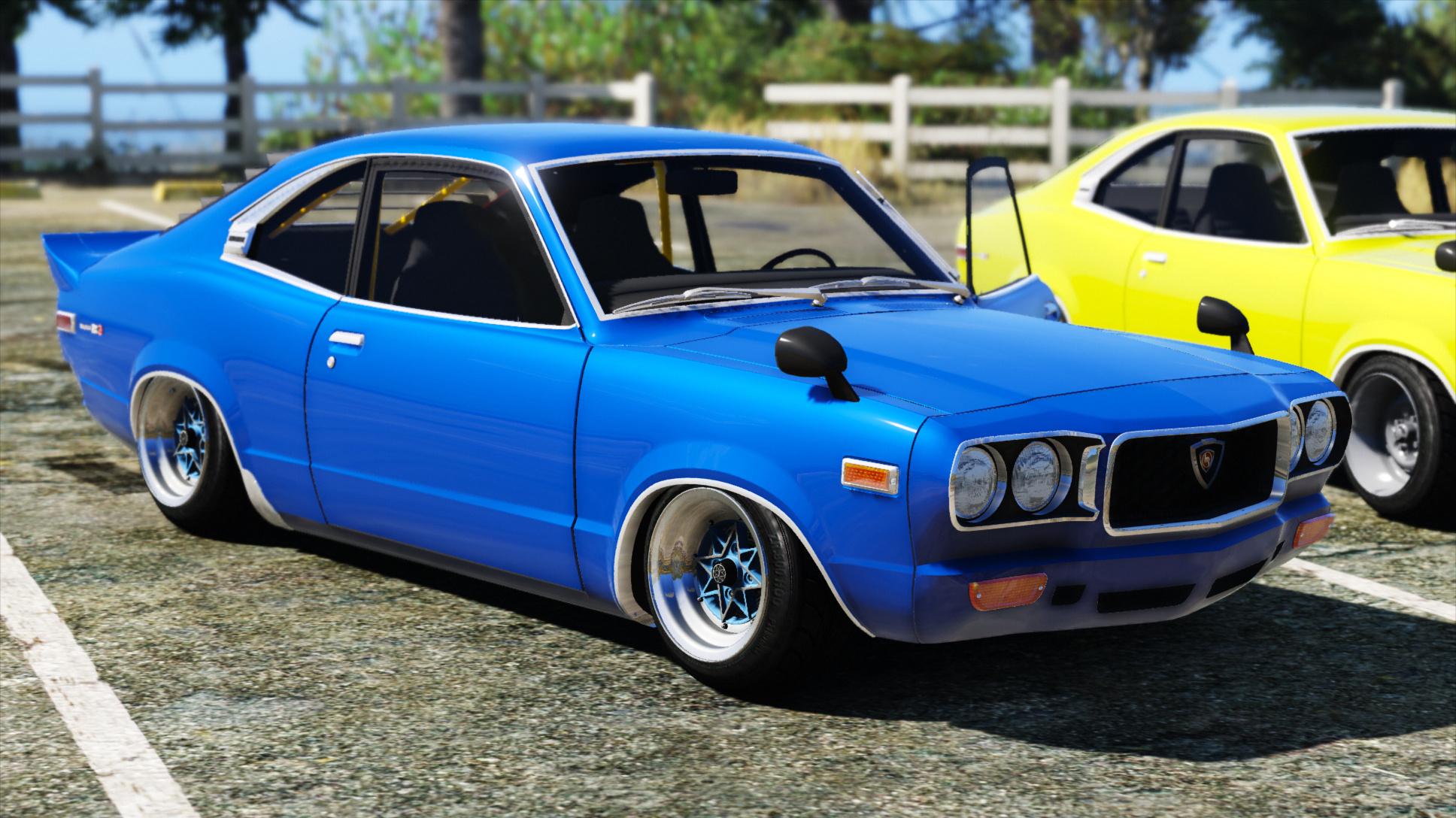 1973 mazda rx-3 [add-on] - gta5-mods