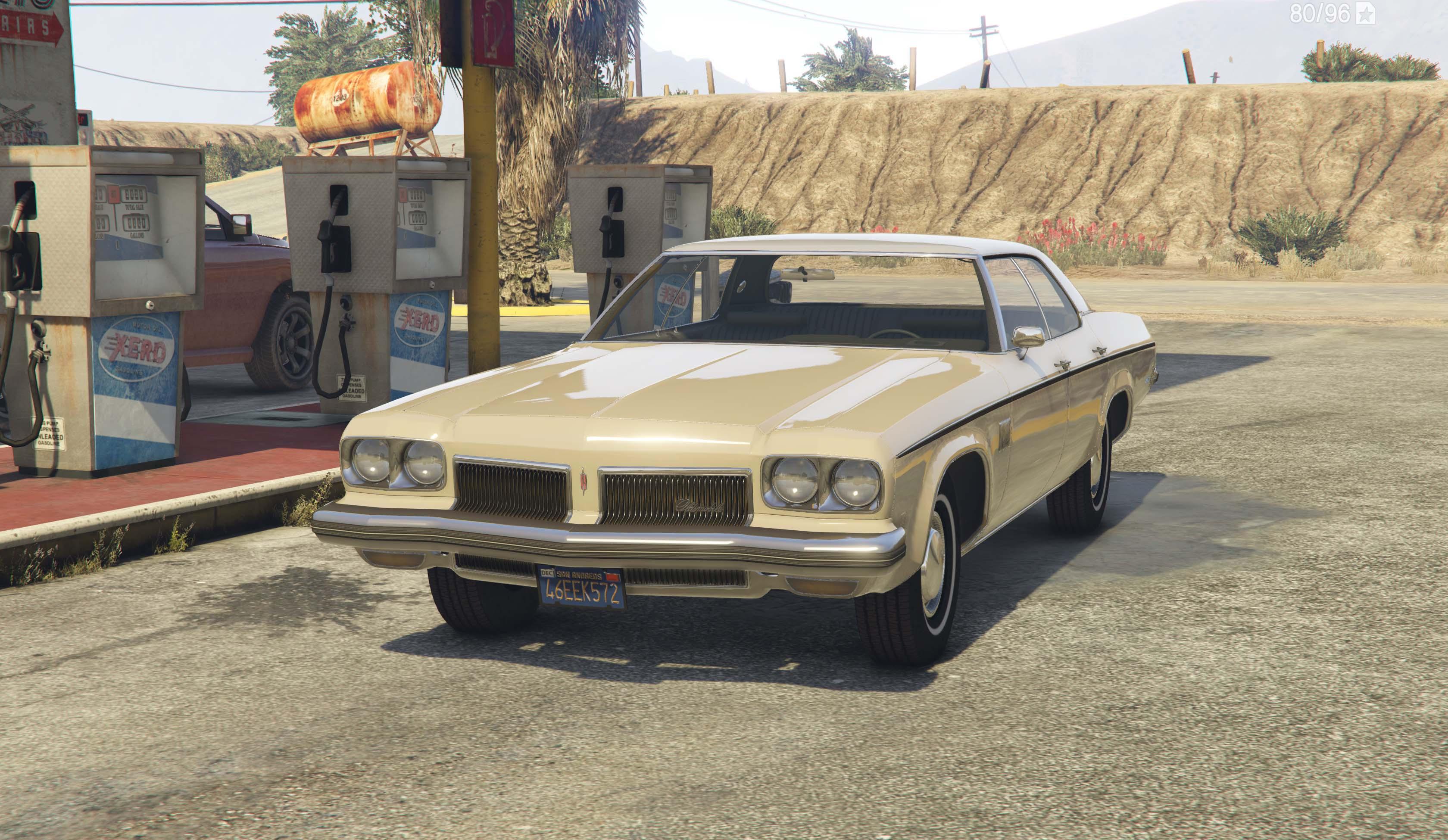 1973 Oldsmobile Delta 88 Add On Replace Gta5 Mods Com