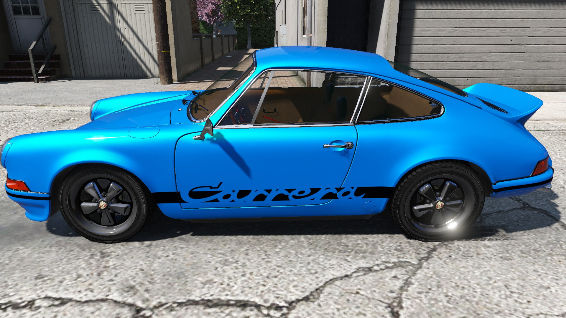 1973 porsche 911 carrera rs gta5 mods cd1d26 20160314054136 1 vanachro Choice Image