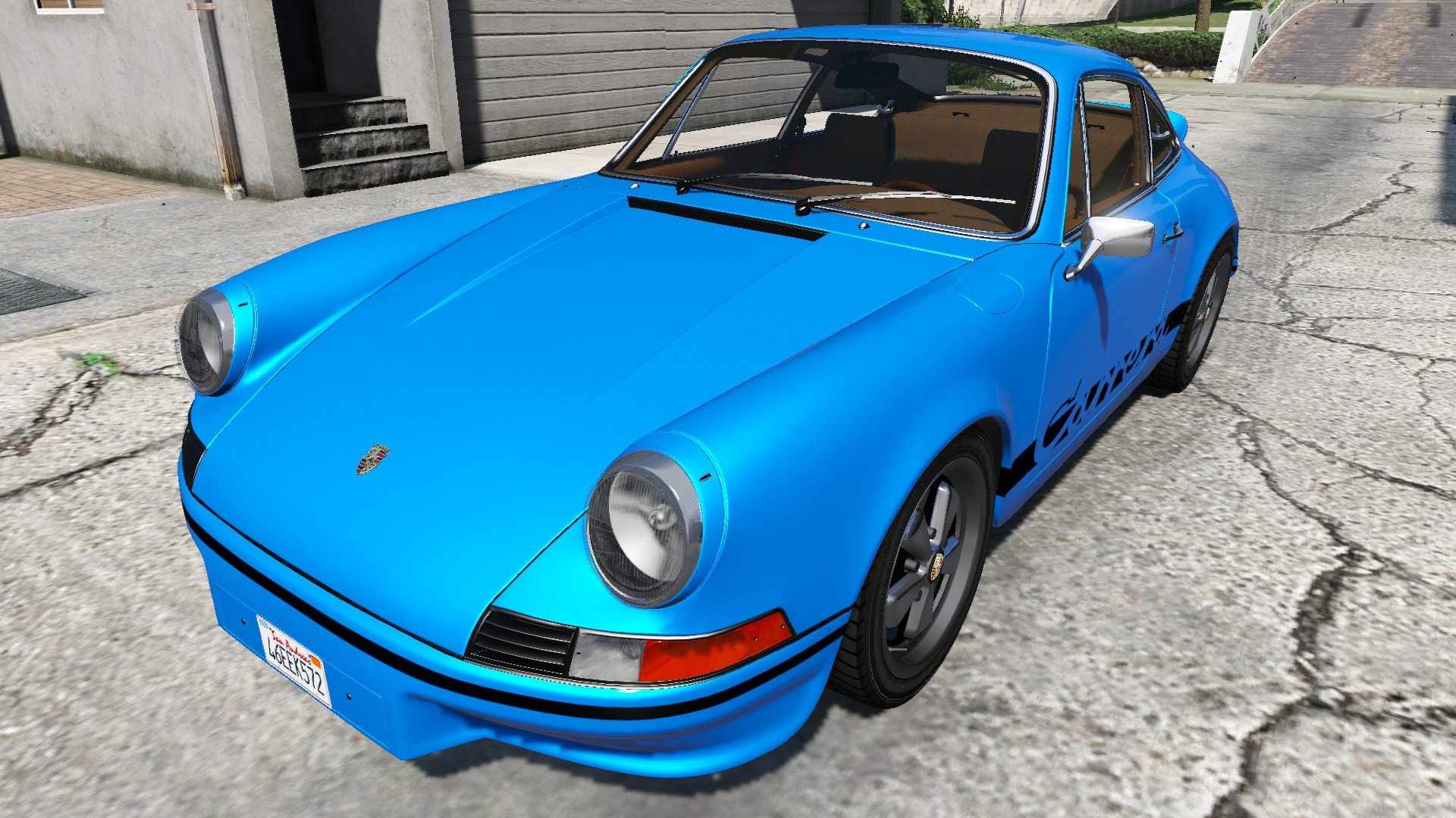 1973 porsche 911 carrera rs gta5 mods cd1d26 20160314054142 1 vanachro Choice Image