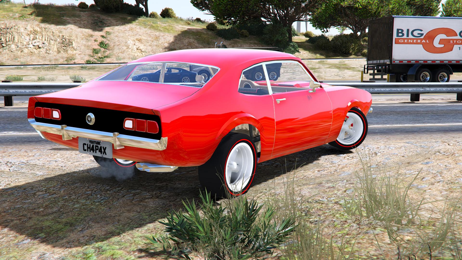 1977 Ford Maverick Gt Gta5 Mods Com