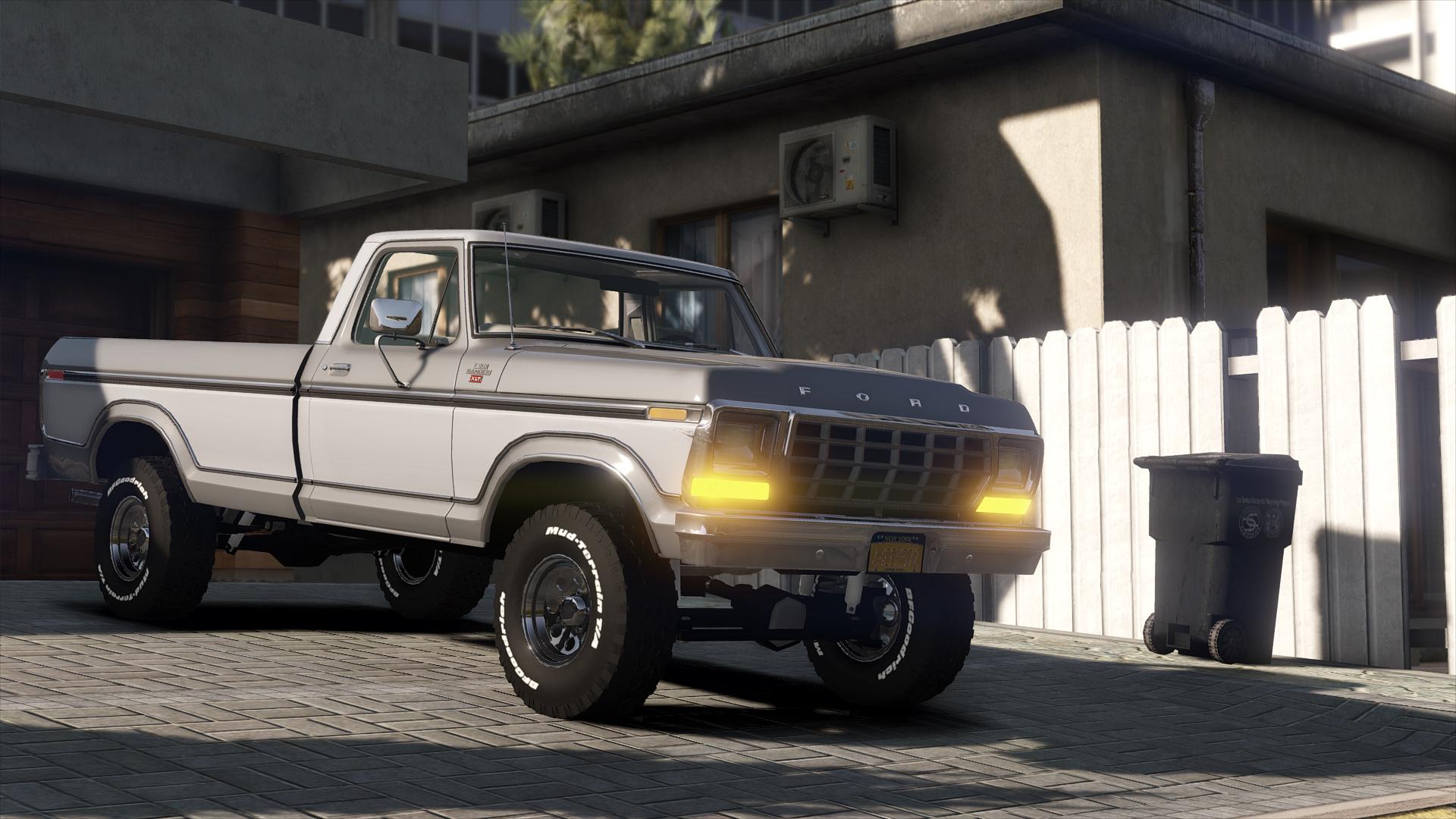 1978 Ford F150 XLT Ranger