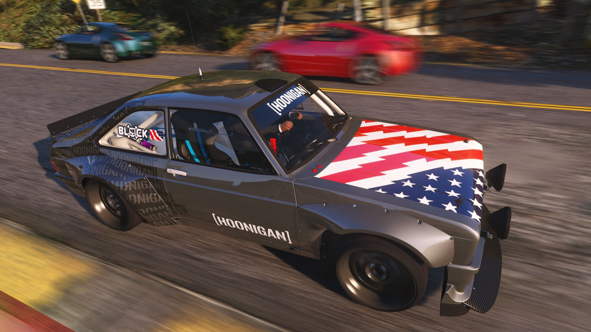 Hoonigan Escort >> 1978 Hoonigan Ford Escort Mk2 RS [ADD-ON / TUNING / TEMPLATE] - GTA5-Mods.com
